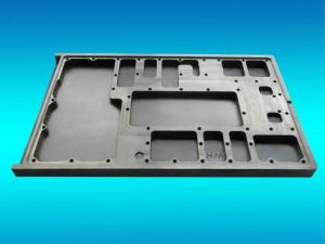 Aluminum Casting Sider Cover pictures & photos
