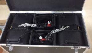 Electrical Chain Hoist Flight Case Tool Road Case pictures & photos