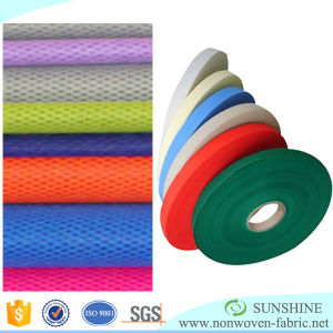 Small Width Polypropylene Spunbond Nonwoven Fabric pictures & photos