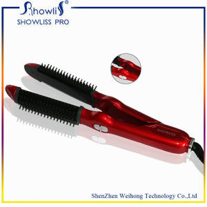 3 in 1 Hair Curler and Hair Straightener Machine pictures & photos