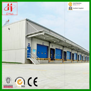 Light Weight Steel Roof Truss Metal Frame Workshop pictures & photos