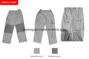100%Cotton Safety Workwear for Oil Companies pictures & photos