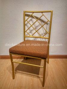 Hot Sale Stacking Cheap Aluminum Wedding Chiavari Chair pictures & photos
