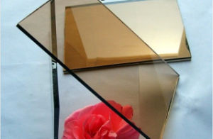China Best Quality 4mm Bronze Tinted Glass, Bronze Float Glass pictures & photos