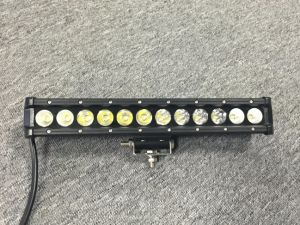 5W Epistar Single Row LED Light Bar (GT3500-120W) pictures & photos