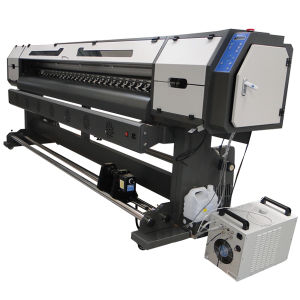 High Speed 8feet Plotter Inkjet for Banners and Poster Printing pictures & photos