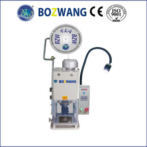 High Quality Mute Terminal Crimping Machine, (High precise mode) pictures & photos