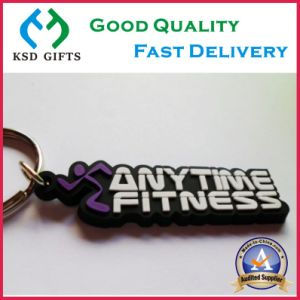 Any Time Fitness Customized Advertising Key Chains pictures & photos