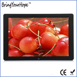 15 Inch Wide Screen Digital Photo Frame (XH-DPF-150A) pictures & photos