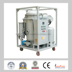 Portable Lubricating Oil Purifier, Adopts Interlocked Protective System pictures & photos
