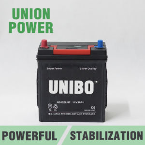 Auto Battery Ns40zl Mf JIS 12V36ah High Quality Car Battery pictures & photos