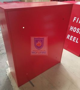 Mild Steel Hose Reel Box/Fire Fighting Cabinet pictures & photos