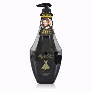 Washami Little Black Dress Perfume Care Keratin Hair Shamoo pictures & photos
