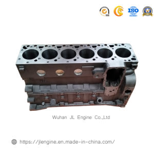 (4bt 6bt 6CT 6lt isle isde isbe) Engine Cylinder Block Engine Parts for Heavy Construction pictures & photos