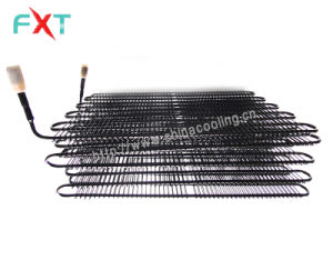 Wire on Tube Condenser with Iron Plate Cover pictures & photos
