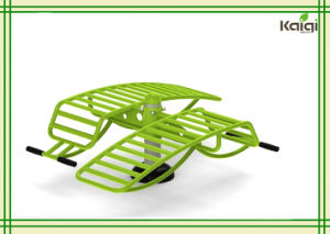 Kaiqi Outdoor Playground Fitness Equipment for Park Amusement Kq60280d pictures & photos