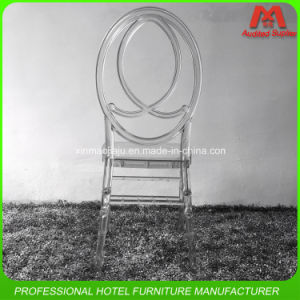 Factory Competitive Price Transparent Acrylic Hotel Wedding Chair pictures & photos