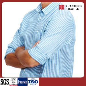 Yarn Dyed Checks of 100% Polyester Shirting Fabric (HFYD) pictures & photos