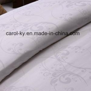 Jacquard Design Embroidery Decoration Hotel/Home Luxury Quilt Duvet Comforter Set pictures & photos