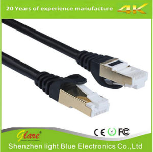 Black Computer LAN Cable pictures & photos