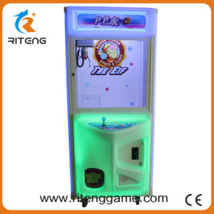 Coin Operated Bill Acceptor Toy Claw Crane Vending Machine pictures & photos