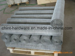Electro Galvanized Square Wire Mesh pictures & photos