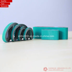 Vsm Xk870X Cermiac & Zirconia 12*330mm, P60 Sanding Belts Abrasives for Belt Sander pictures & photos