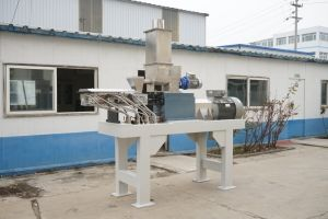 Conventional Twin-Screw Extruder for Powder Coating pictures & photos