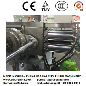 Purui New Technology PP Film Waste Plastic Granulator Recycling Machine pictures & photos