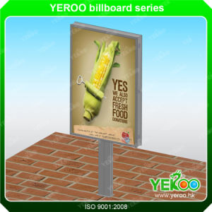 New Design Outdoor Billboard Frame Advertisement Sign Board pictures & photos