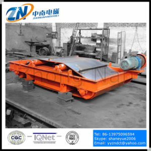 China Efficient Energy Saving Iron Sand Dry Magnetic Separator Rcdd-8-10 pictures & photos