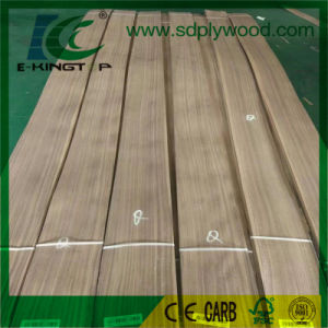 Natural Straight Grain Black Walnut Veneer pictures & photos