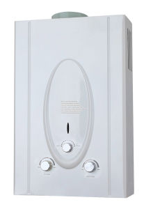 Elite Gas Water Heater with Summer/Winter Switch (JSD-SL25) pictures & photos