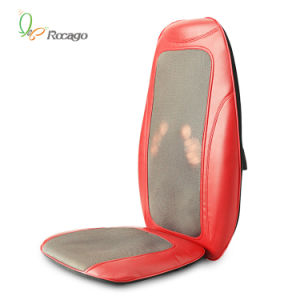 Vibrating Heated Car Seat Back Massage Cushion pictures & photos