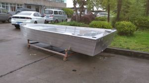 Cheap But Beautiful Aluminium Fishing Boat C14 pictures & photos