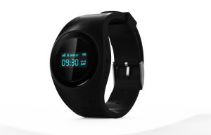 New Personal GSM GPRS SIM Card Mobile Watch Sos GPS Tracking/Tracker pictures & photos