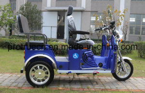 Handicapped Tricycle for 3 Persons pictures & photos