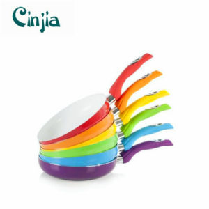 Amazon Vendor Ceramic Pan Nonstick Coated Cooking Frying Pan pictures & photos