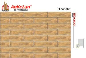 150X600mm Wooden Glazed Inkjet Ceramic Building Material Floor Tiles (15601) pictures & photos