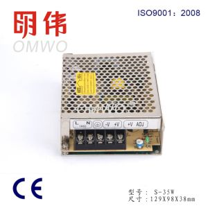 Wxe-35s-2 AC/DC Compact Single Output Enclosed LED Switching Power Supply pictures & photos