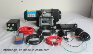 UTV Winch Electric Winch with Steel Rope (4500LB) pictures & photos
