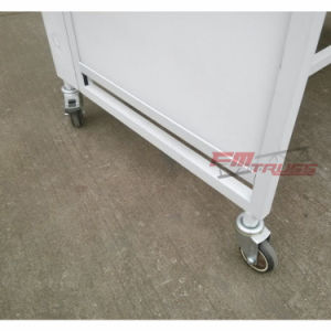 Convenient Bar Table, Portable Folding Bar with Wheel, Folding portable Bar Counter. pictures & photos