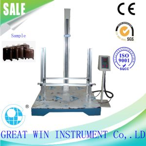 Luggage/ Packet/Bag Drop Hammer Impact Test Machine/Equipment (GW-222A) pictures & photos