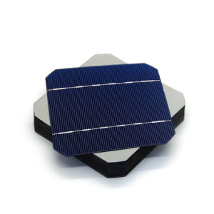 17.6% 2.7W 125 X 125mm Grade a Mono Solar Cells pictures & photos