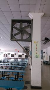 Aluminum Alloy Die-Casting Fan Blade Exhuast Fan for Greenhouse/Poultry pictures & photos