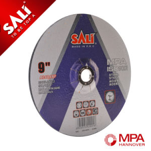 100*3*16 Abrasive Metal Cutting Grinding Disc with MPa Certification pictures & photos