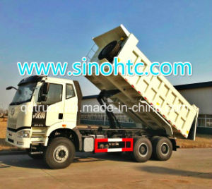 20-30 Tons FAW 6X4 J6 Tipper pictures & photos