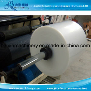 LDPE Garbage Bag Shopping Bag Film Blowing Machine One Layer pictures & photos