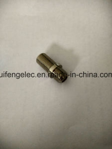 F Female Splice Adaptor pictures & photos