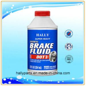 Heavy Duty Original Blue Brake Fluid DOT 3 pictures & photos